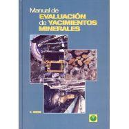 MANUAL DE EVALUACION DE YACIMIENTOS MINERALES