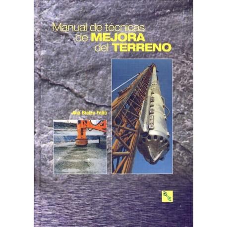 MANUAL DE TECNICAS DE MEJORA DEL TERRENO