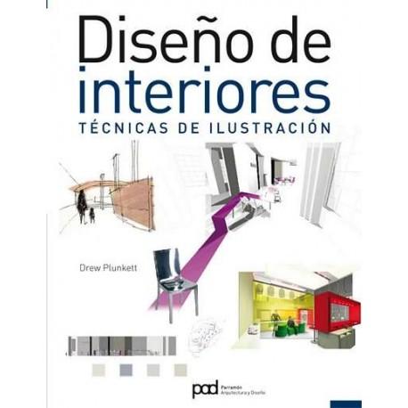 DISEÑO DE INTERIORES. Técnicas de Ilustración