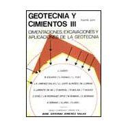 GEOTECNIA Y CIMIENTOS - Volumen 3. Cimentaciones, excavaciones y aplicaciones de la Geotecnia - 2 Tomos