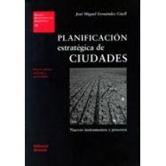 PLANIFICACION ESTRATEGICA DE CIUDADES