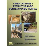 CIMENTACIONES Y ESTRUCTURAS DE CONTENCION DE TIERRAS