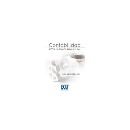 CONTABILIDAD. CFGM de Gestión Administrativa