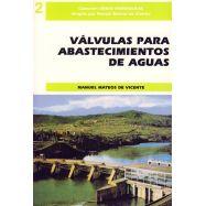 VALVULAS PARA ABASTECIMIENTO DE AGUAS