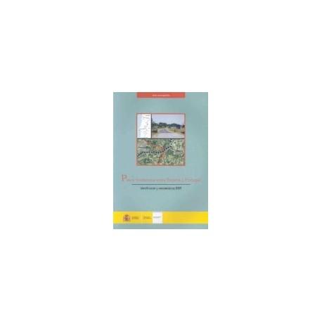 PASOS FRONTERIZOS ENTRE ESPAÑA Y PORTUGAL: Identificación y Características 2009