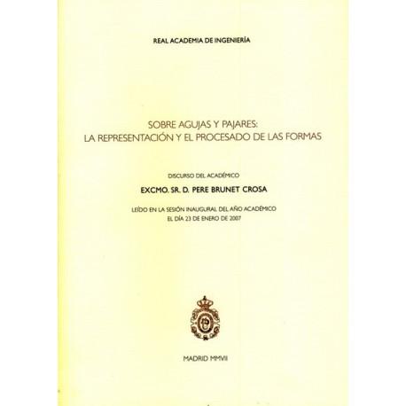 SOBRE AGUJAS Y PAJARES: LA REPRESENTACION Y EL PROCESADO DE LAS FORMAS