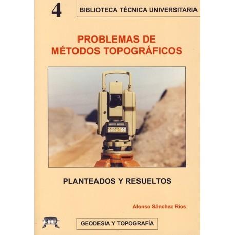 PROBLEMAS DE METODOS TOPOGRAFICOS