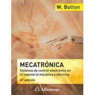MECATRONICA. Sistemas de Control Electrónico - 4ª Edición