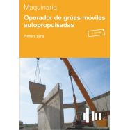 OPERADOR DE GRUAS MOVILES AUTOPROPULSADAS - 2 Tomos