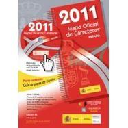 MAPA OFICIAL DE CARRETERAS DEL ESTADO 2011 - Incuye CD-Rom Interactivo