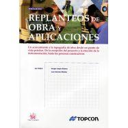 REPLANTEOS DE OBRA Y APLICACIONES