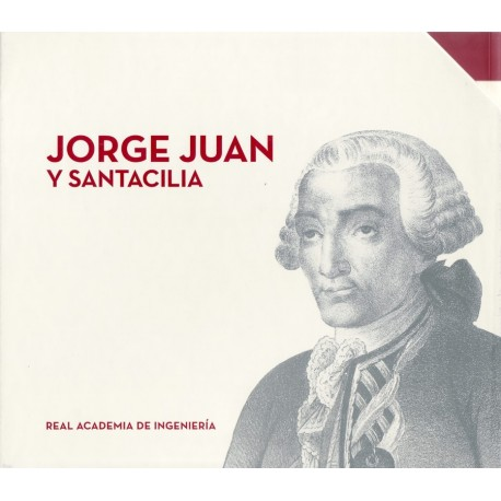 JORGE JUAN Y SANTACILIA - 2 Volúmenes