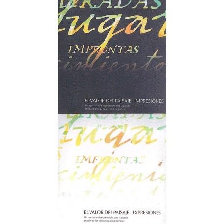 EL VALOR DEL PAISAJE: EXPRESIONES-IMPRESIONES. Un repertorio de expeirenicas para la puesta en valor de los paisajes rurales esp