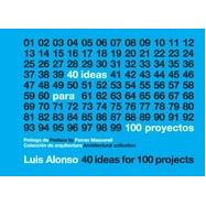40 IDEAS PARA 100 PROYECTOS