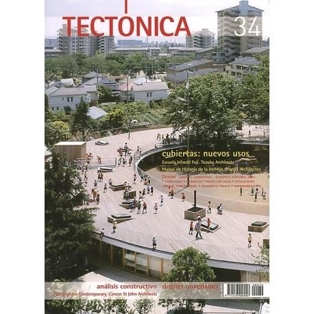 TECTONICA - Nº 34. CUBIERTAS: Nuevos Usos