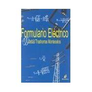 FORMULARIO ELECTRICO