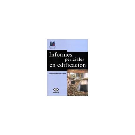 INFORMES PERICIALES EN EDIFICACION