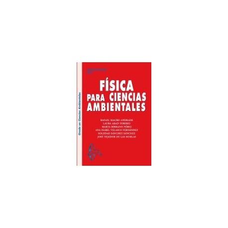 FISICA PARA CIENCIAS AMBIENTALES