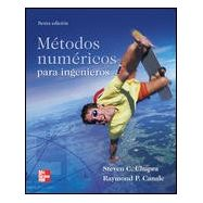 METODOS NUMERICOS PARA INGENIEROS - 6ª Edición