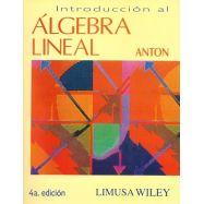 INTRODUCCION AL ALGEBRA LINEAL- 4ª Edición