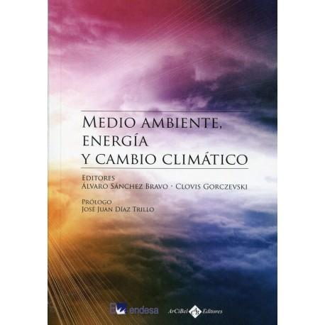 MEDIO AMBIENTE, ENERGIA Y CAMBIO CLIMATICO