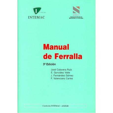 MANUAL DE FERRALLA- 3ªEdición