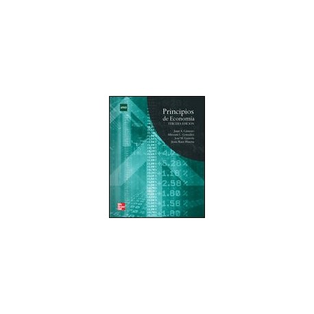 PRINCIPIOS DE ECNONOMIA - 3ª Edicion