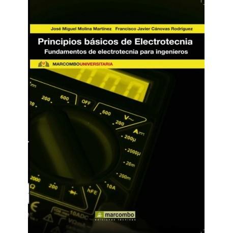 PRINCIPIOS BASICOS DE ELECTROTECNIA