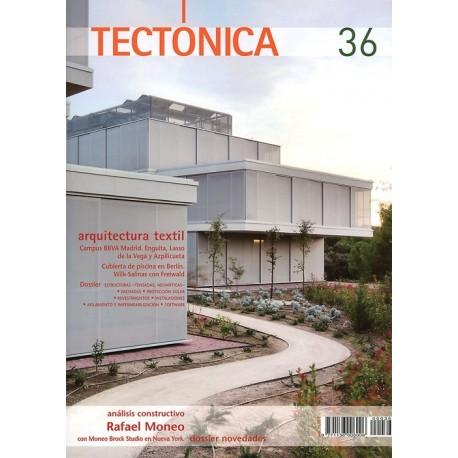 TECTONICA - Nº 36. Arquitectura téxtil