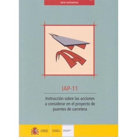 IAP-11. Acciones a Considerar en el Proyecto de Puentes de Carretera