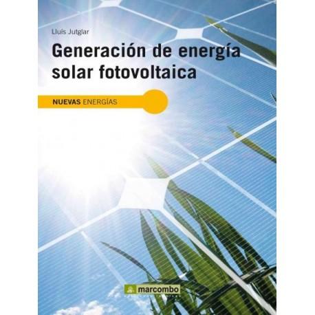 GENERACION DE ENERGIA SOLAR FOTOVOLTAICA
