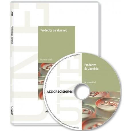 PRODUCTOS DE ALUMINIO. Manual de Normas UNE