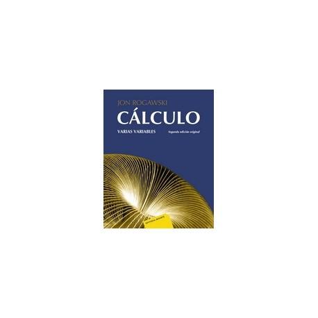CALCULO. Varias variables. Segunda Edición Original