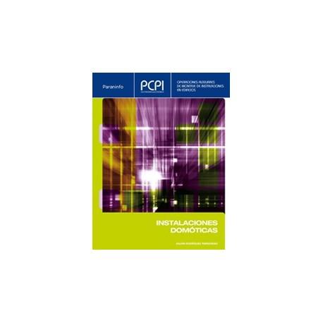 PCPI. INSTALACIONES DOMOTICAS