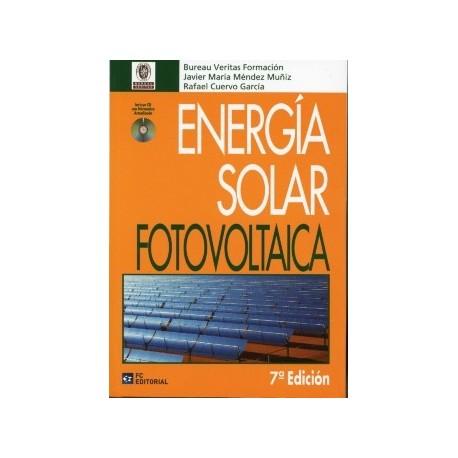 ENERGIA SOLAR FOTOVOLTAICA – 7ª Edición