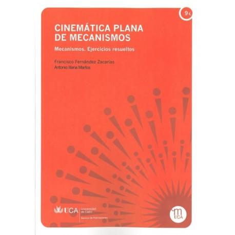 CINEMATICA PLANA DE MECANISMOS. Ejercicios Resueltos