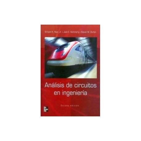 ANALISIS DE CIRCUITOS EN LA INGENIERIA - 8ª Edición