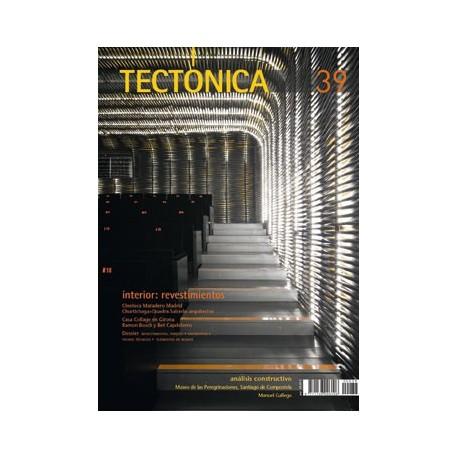 TECTONICA - Nº 39. Interiores- Revestimientos