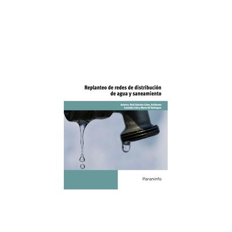 REPLANTEO DE REDES DE DISTRIBUCION DE AGUAS Y SANEAMIENTO