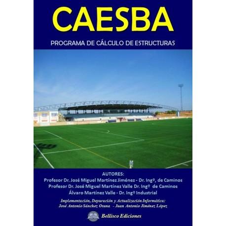 CAESBA. Programa de Cálculo de Estructuras