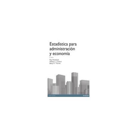 ESTADISTICA PARA ADMINISTRACION Y ECONOMIA - 8ª Edición