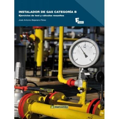 INSTALADOR DE GAS - CATEGORIA B
