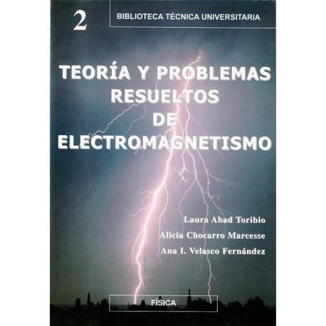 TEORIA Y PROBLEMAS RESUELTOS DE ELECTROMAGNETISMO