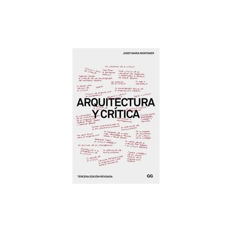 ARQUITECTURA Y CRITICA - 3ª Edición