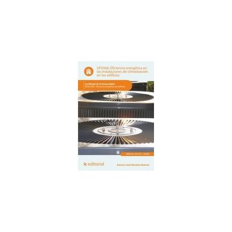 EFICIENCIA ENERGETICA EN LAS INSTALACIONES DE CLIMATIZACION EN LOS EDIFFICIOS
