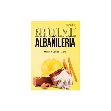 BRICOLAGE. ALBAÑILERIA