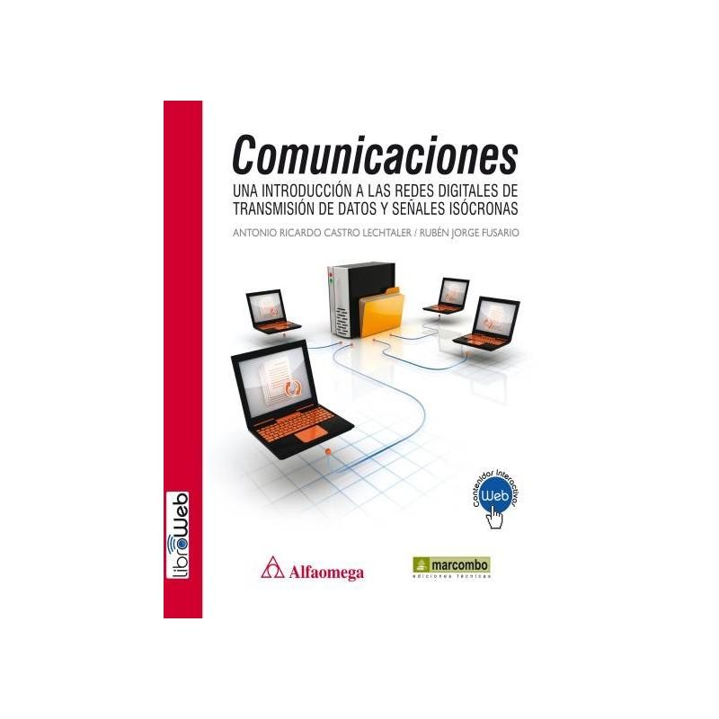 Libro COMUNICACIONES. Una Introducción a las Redes