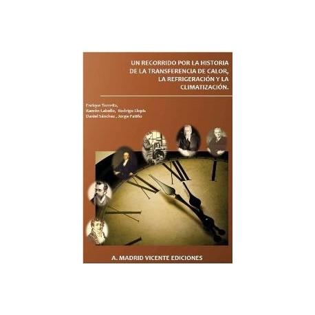UN RECORRIDO POR LA HISTORIA DE LA TRANSFERENCIA DE CALOR, LA REFRIGERACION Y LA CLIMATIZACION