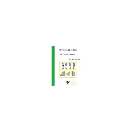 MANUAL TECNICO DEL AUTOMOVIL - 2ª Edición