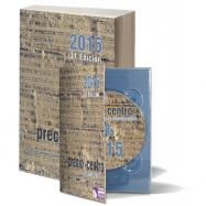 PRECIO CENTRO 2015 - LIBRO 3 TOMOS + DVD